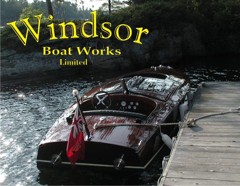 Windsor Boat Works Ltd logo