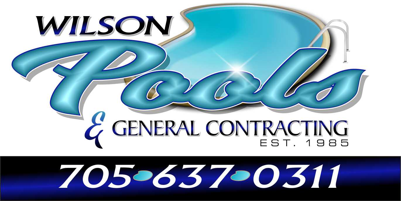 Wilson Pools & General Contracting Inc. logo