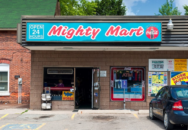 Mighty Mart logo