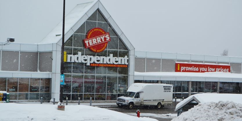 Terry's Your Independent Grocer logo