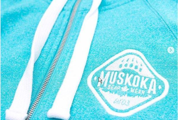 Muskoka Bear Wear logo