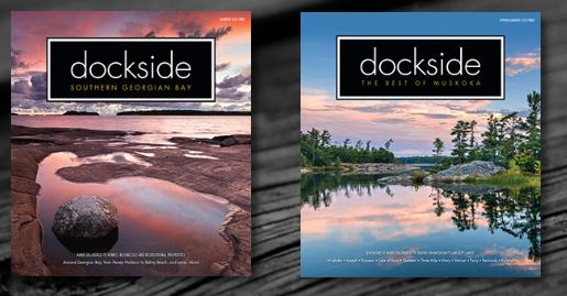 Dockside Publishing logo