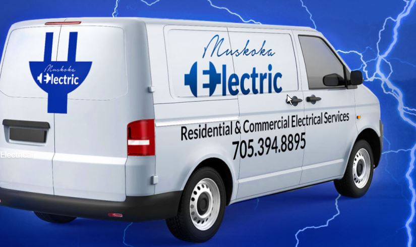 Muskoka Electric logo