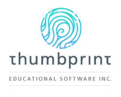 Thumbprint Educational Software logo