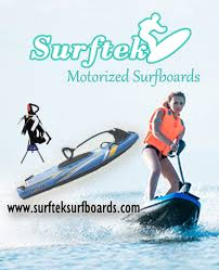 Surftek Surfboards logo