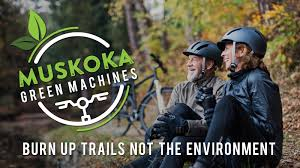 Muskoka Green Machine logo
